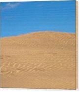 The Dunes Of Maspalomas Wood Print