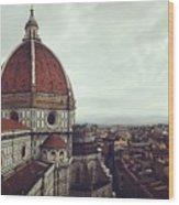 The Duomo Wood Print