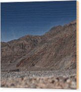 The Edge Of Death Valley Wood Print
