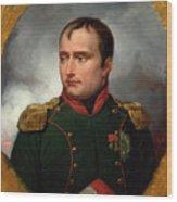 The Emperor Napoleon I Wood Print
