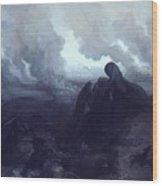 The Enigma 1871 Wood Print