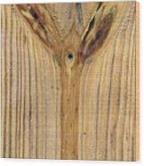 The Evil Eye 2 Wood Print