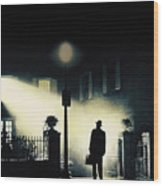 The Exorcist, Poster Art, 1973 Wood Print