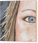 The Eyes Have It - Jill Wood Print