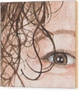 The Eyes Have It - Stacia Wood Print