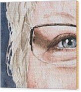 The Eyes Have It - Vickie Wood Print
