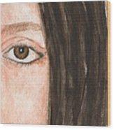 The Eyes Have It- Katelyn Wood Print