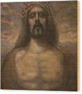 The Faith Of Christ Wood Print