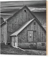 The Fargo Project 12232b Wood Print