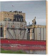 The Federal Yukon Wood Print