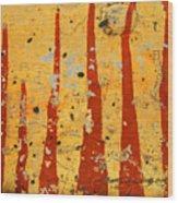 The Fire Wood Print