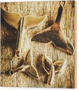 The Fishermans Tale Wood Print