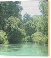 The Florida Calm Wood Print