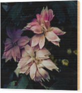 The Flowers Of Romance. Wood Print