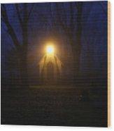 The Foggiest Idea 3 Wood Print