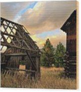 The Forgotten Dreams 10 Wood Print