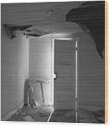 The Forgotten Room Wood Print