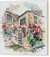 The Forresters Arms In Kilburn Wood Print
