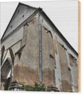 The Fortress Church 3 Wood Print