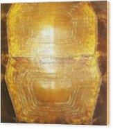The Galleon Wood Print