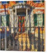 The Gardner-pingree House 1804 Wood Print
