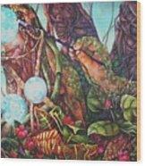 The Genesis Totem Wood Print