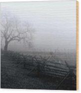 The Ghosts Of Virginia  Wood Print