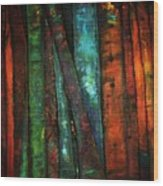 The Giants Two Wood Print