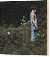 The Gladiator's Wife Wood Print