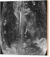 The Glass Wood Print