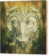 The Goblin  Wood Print