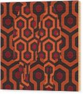 The Grady Twins Wood Print
