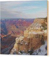The Grand Canyon # 4 Wood Print