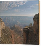 The Grand Canyon 01 Wood Print