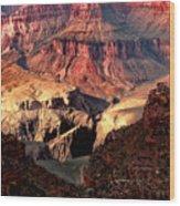 The Grand Canyon I Wood Print