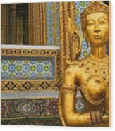 The Grand Palace Wood Print