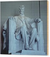 The Great Emancipator Wood Print