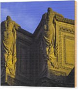 The Great Palace Of Fine Arts Wood Print