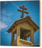 The Greek Orthodox Belfry Wood Print