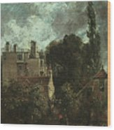 The Grove Or The Admiral's House In Hampstead Wood Print