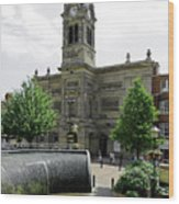 The Guildhall - Derby Wood Print