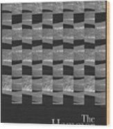 The Hammer Wood Print