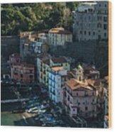 The Heart Of Sorrento Wood Print
