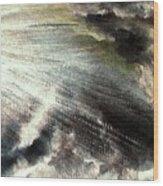The Heavens Declare His Glory Wood Print