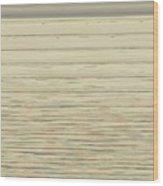 The Hegassen Scroll Wood Print