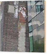 The High Line 153 Wood Print
