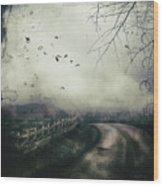 The Highlands Wood Print
