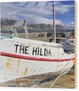 The Hilda Wood Print