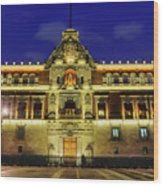 The Historical National Palace Wood Print