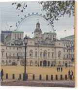 The Household Cavalry Museum London Wood Print